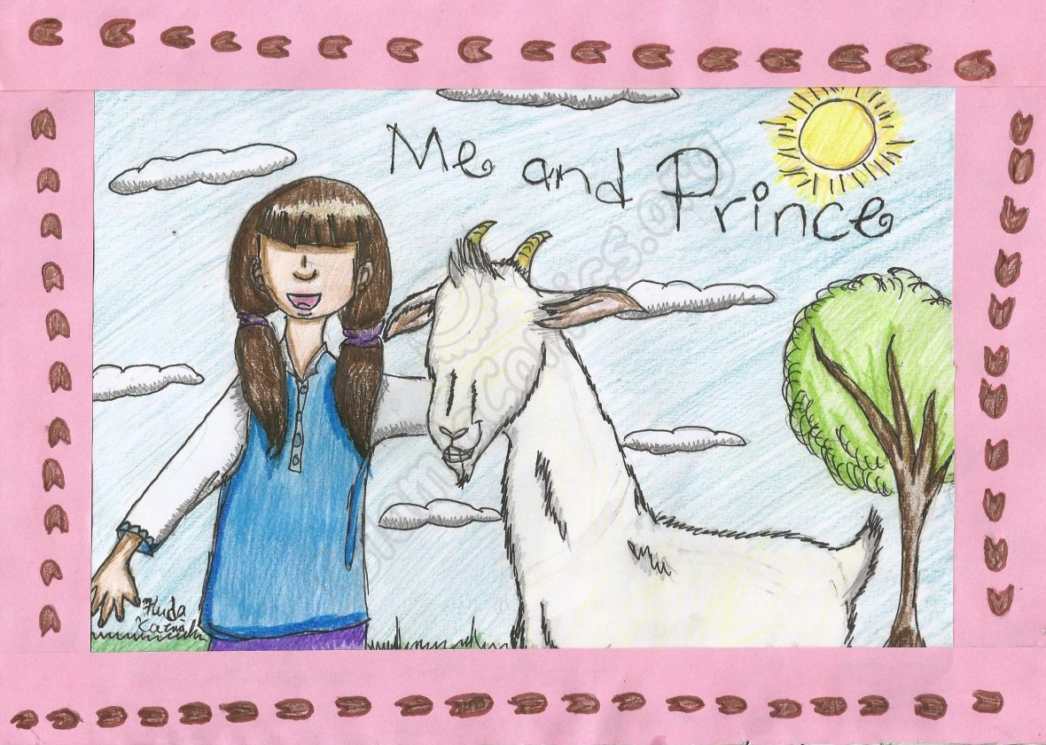 The Story of Prince the Goat - By Huda Kazmi, Age 11