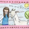 The Story of Prince the Goat - By Huda Kazmi, Age 11