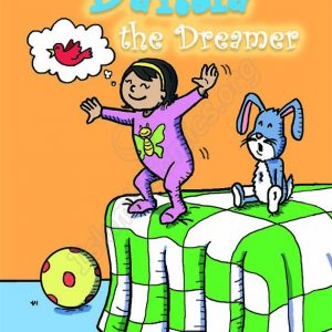 Dahlia the Dreamer - the Front Cover