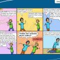 Life with the Ahmad Family - How's My Breath? (Islamic Comic)
