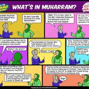 What's in Muharram? (Islamic Comics)