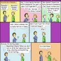 I'm Fasting Dude - Ahmad Family Islamic Comic