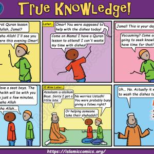 Ahmad Family - True Knowledge!